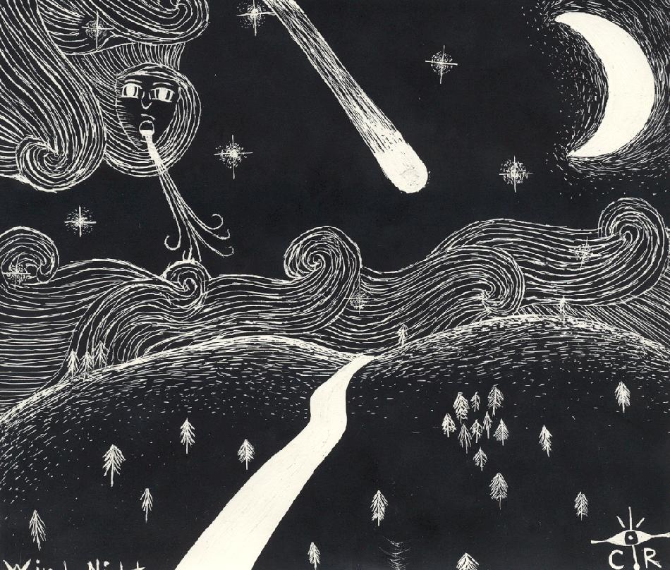 Reene_windynight_scratchboard